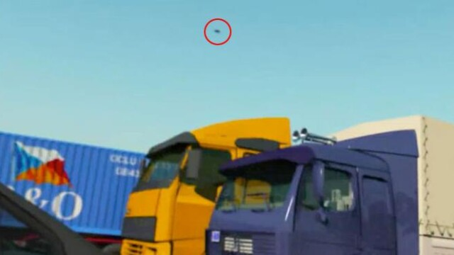 OZN urmarit de avioane de lupta in Marea Britanie! VIDEO - Imaginea 1