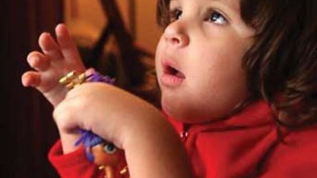 Autismul, o boala care loveste tot mai multi copii in Romania