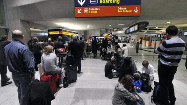 70 de pasageri ai WizzAir au ajuns acasa cu o intarziere de o zi