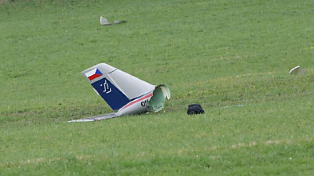 avion explozie Austria