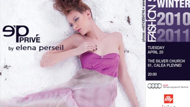 Colectia de moda a Elenei Perseil, prezentata LIVE de The ONE! - Imaginea 1