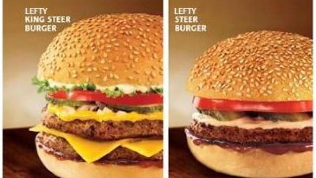 Schimbarea constantei Pi sau hamburgerul pentru stangaci. Cele mai tari pacaleli de 1 aprilie - Imaginea 3