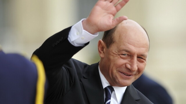 Presedintele Traian Basescu face o vizita de stat in Estonia