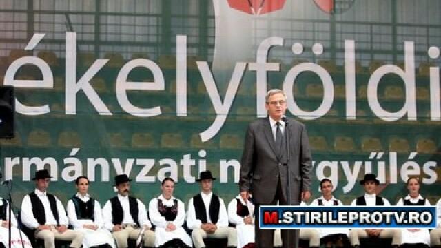 Presedintele Consiliului National al Maghiarilor din Transilvania, Laszlo Tokes