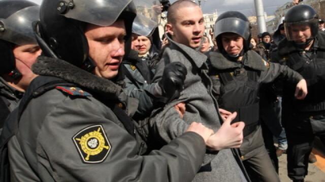 Politia din Moscova