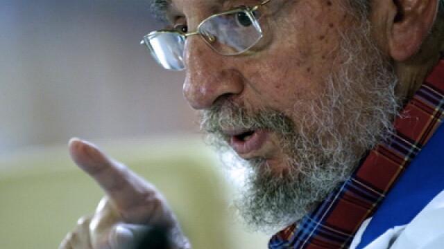 Fidel Castro vrea ca un robot sa conduca SUA. \