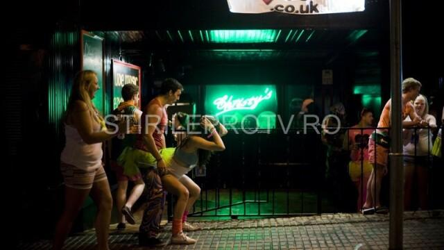 Desfraul studentelor a socat un intreg oras spaniol. Galerie Foto - Imaginea 3