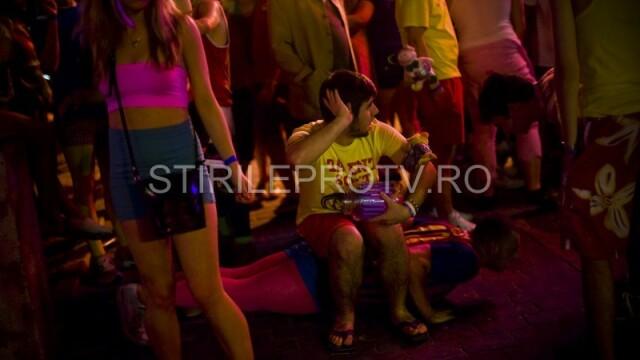 Desfraul studentelor a socat un intreg oras spaniol. Galerie Foto - Imaginea 7