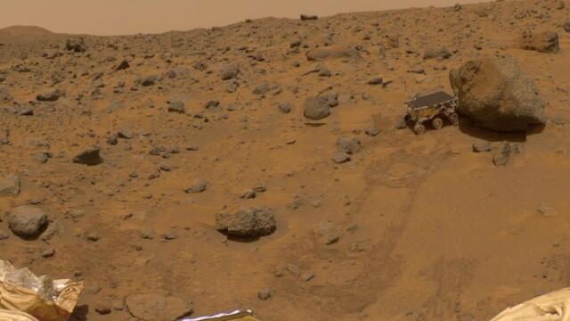 Astronomii, la un pas sa gaseasca viata pe Marte