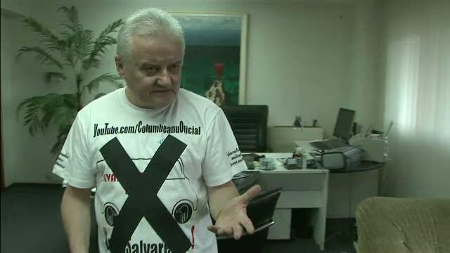Irinel Columbeanu, suparat ca nu poate folosi ca sigla electorala Salvarea. Ce solutie a gasit