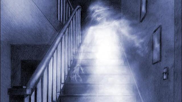 fantoma, poltergeist
