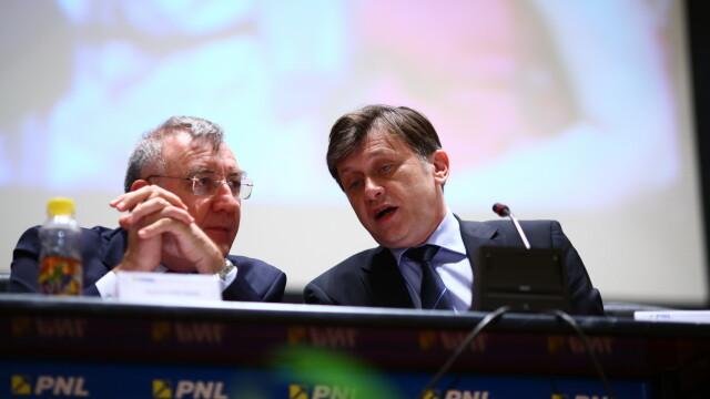 PNL s-a despartit de Andrei Chiliman in sala Bratianu, dupa ce a activat 24 de ani in partid