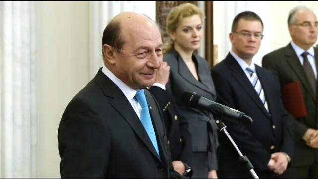 Basescu: Dati rapid avize la Rosia Montana, daca credeti ca este fezabila investitia. VIDEO