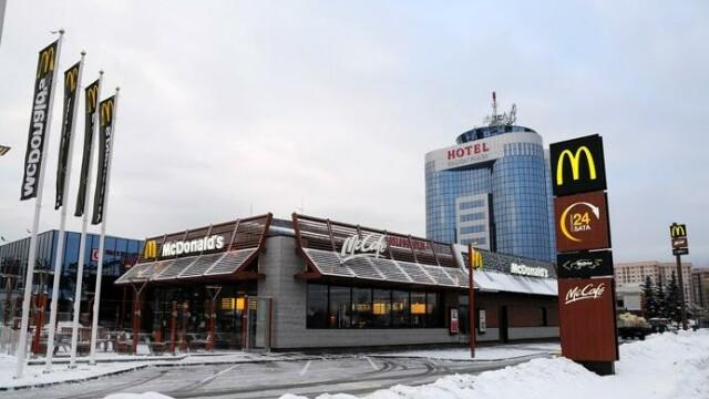 Un McDonald\'s pe Aleea Lunetistilor sau cum poti comanda un hamburger unde inainte erai executat