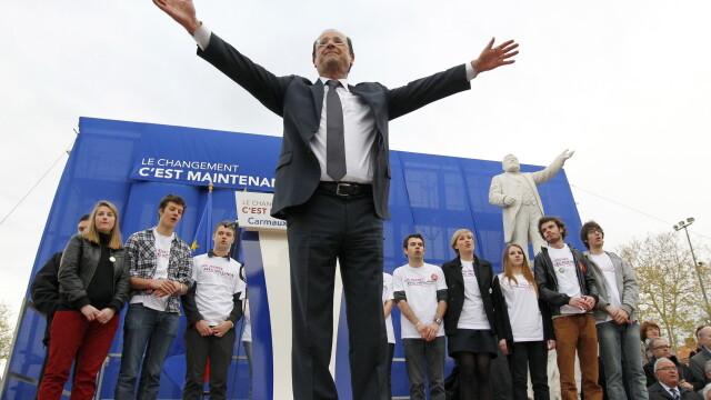 Alegeri in Franta. Cine e Francois Hollande, omul care l-a invins pe Nicolas Sarkozy - Imaginea 2