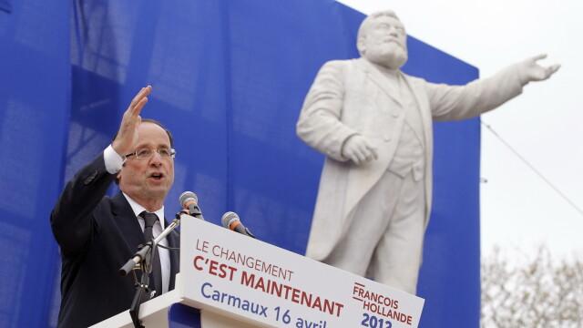 Alegeri in Franta. Cine e Francois Hollande, omul care l-a invins pe Nicolas Sarkozy - Imaginea 3
