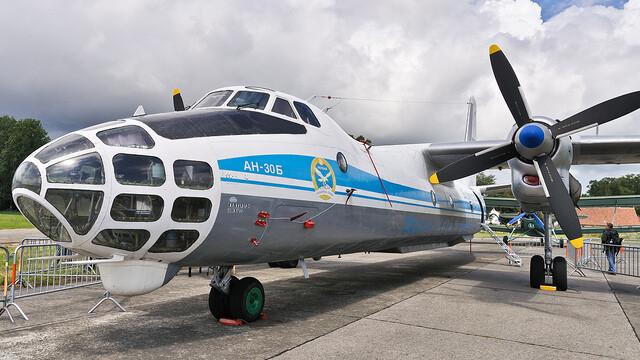 Avioane rusesti survoleaza Romania zilele acestea. Misiunea Open Skies