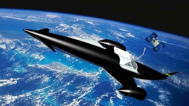 Britanicii revolutioneaza zborul cu un avion spatial. Vezi cat va dura inconjurul lumii