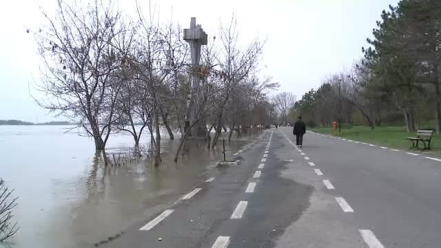 Dunare, inundatii