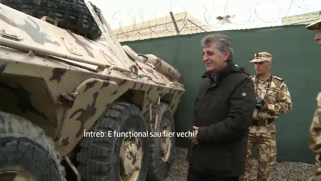 Soldatii romani revin din Afganistan. Transportul echipamentului costa mai mult decat pretul initial