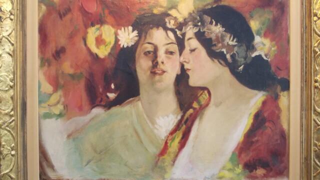 Nicolae Grigorescu,tablou