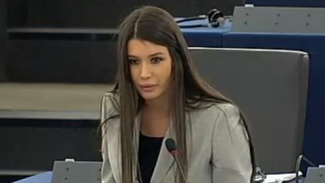 Elena Basescu, atac la purtatorul de cuvant al PSD: \