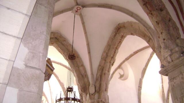 Biserica fortificata de la Prejmer. Vestigii ale cavalerilor teutoni, incluse in patrimoniul UNESCO - Imaginea 7