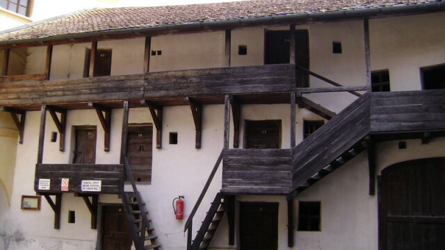 Biserica fortificata de la Prejmer. Vestigii ale cavalerilor teutoni, incluse in patrimoniul UNESCO - Imaginea 5