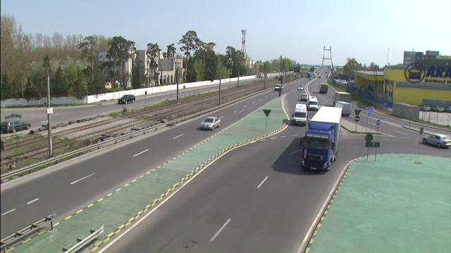 Experiment StirileProTV. Cat de greu e sa gasesti intrarea pe cea mai moderna autostrada din Romania