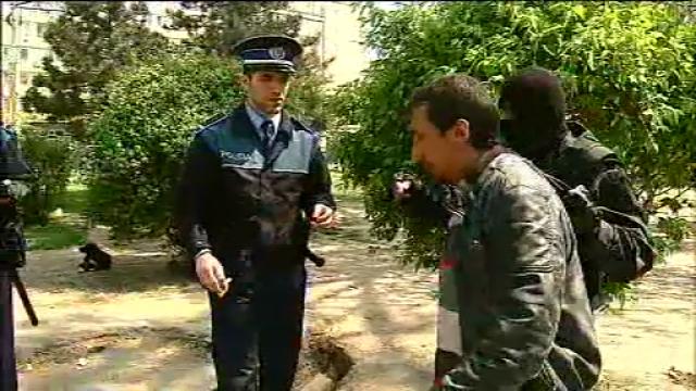 Tablouri furate din casele unor francezi, gasite in canalele lui
