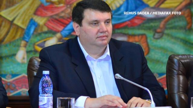 Adrian Duicu, presedinte CJ Mehedinti