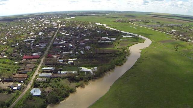 inundatii Beiu si Storobaneasa