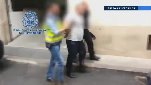 arestat, Spania, crima
