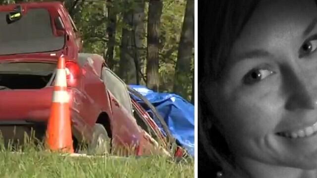 Mesajul publicat inainte de accidentul in care si-a pierdut viata. O femeie, mai atenta la Facebook decat la drum