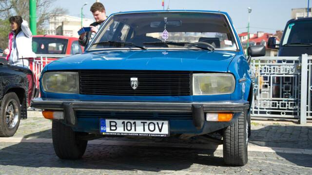 Automobilul lui Ceausescu inca mai circula in Romania. Unde poate fi vazuta Dacia dictatorului
