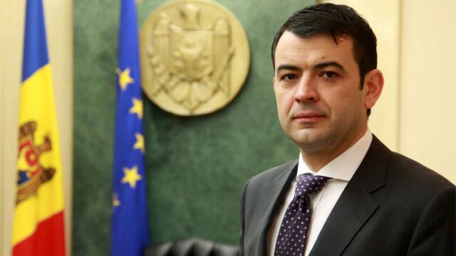 Chirila Gaburici, premierul Republicii Moldova