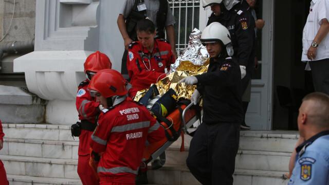 5 ani de la tragedia din maternitatea Giulesti. Imaginile cutremuratoare ale incendiului in care 6 bebelusi au murit - Imaginea 1