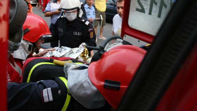 5 ani de la tragedia din maternitatea Giulesti. Imaginile cutremuratoare ale incendiului in care 6 bebelusi au murit - Imaginea 2