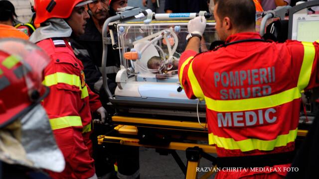 5 ani de la tragedia din maternitatea Giulesti. Imaginile cutremuratoare ale incendiului in care 6 bebelusi au murit - Imaginea 7