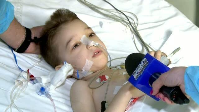 copil transplant