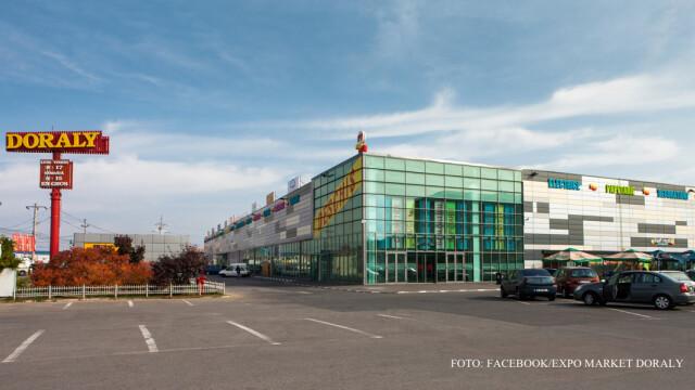 Inspectorii ANAF au descins in complexul Doraly de langa Bucuresti si la \