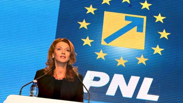 Alina Gorghiu - FOTO PNL