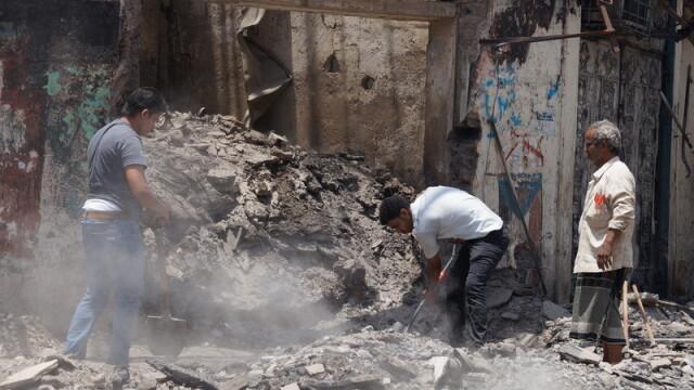 Razboi in Yemen. Liderul suprem al Iranului acuza un