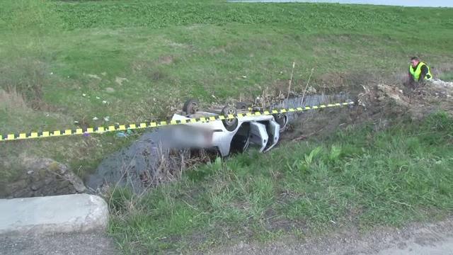 O depasire imprudenta i-a adus moartea unui sofer din Botosani si a ranit grav alte 3 persoane. Cum s-a petrecut accidentul