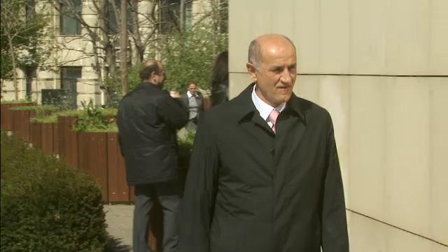 George Copos, din nou la Tribunalul Bucuresti. Omul de afaceri este cercetat in Dosarul Loteria 2, alaturi de alte nume grele