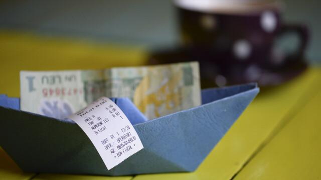 Loteria bonurilor fiscale, 16 septembrie 2018. Bonurile câștigătoare pentru luna august