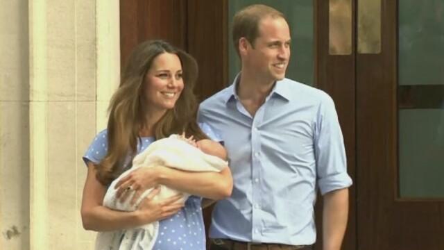 Emotii mari la Londra, unde ducesa Catherine se pregateste sa nasca. Englezii au pariat care va fi sexul si numele copilului