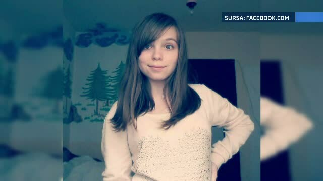 O eleva de 15 ani din Brasov a disparut, impreuna cu o prietena. Mama ei a cerut ajutor politiei si pe Facebook