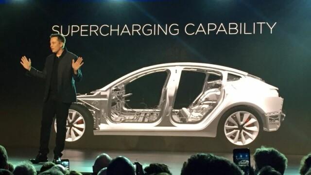 Tesla are deja 130.000 de precomenzi pentru \