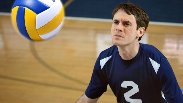 Scott Sterling, volei